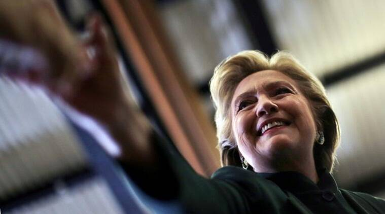 Hillary Clinton, Clinton, Clinton campaign, Clinton campaign donations, US Elections, US presidential elections, US elections news, US news, world news, latest news, indian express