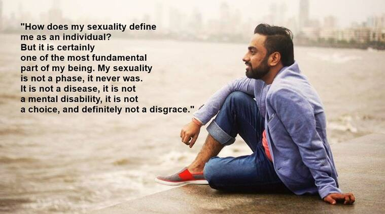 homosexuality, lgbtq, lgbtq comunity, homosexuality in india, man's facebook post about coming out, facebook post about coming out, facebook post about homosexuality, indian man comes out on facebook, indian express, indian express news, trending in india