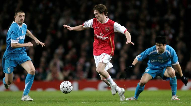 Arsenal can win the treble, says ex-Gunner Alex Hleb