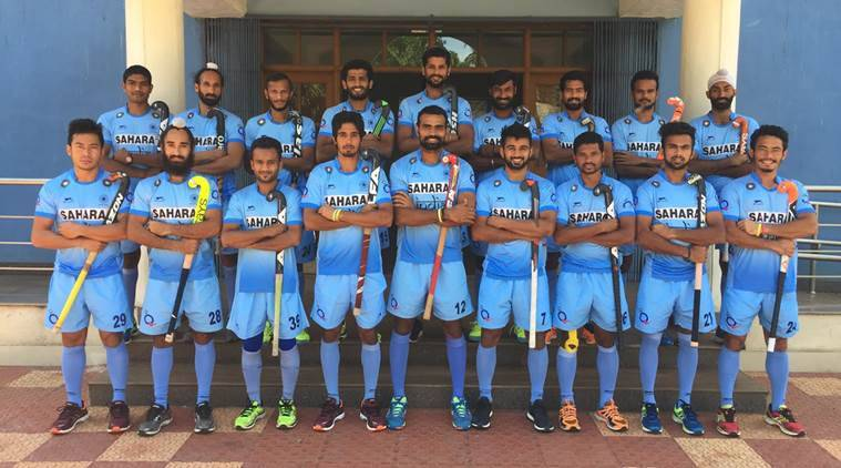PR Sreejesh, Sreejesh, Sreejesh India, Sreejesh India captain, Hockey, India hockey squad, India hockey Asian Champions Trophy, Asian Champions Trophy, Manpreet Singh, SV Sunil, sports, sports news, hockey, hockey news