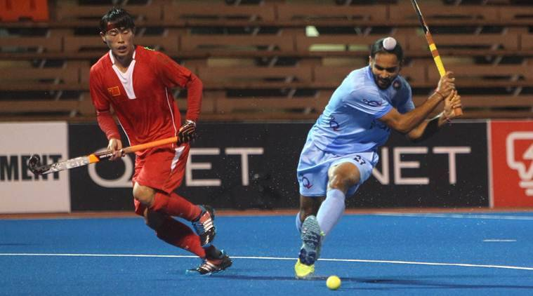 Asian Champions Trophy, ACT, ACT 2016, India hockey, India Asian Champions Trophy, India ACT 2016, India vs China asian champions trophy, india china hockey, india china hockey score, india china hockey results, hockey, hockey news, sports, sports news