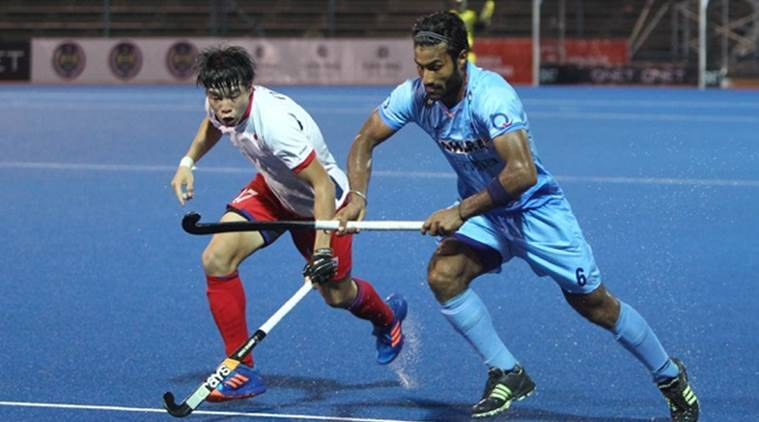 Rupinder Pal Singh scores six as India thrash Japan 10-2