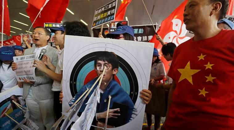 Hong Kong, Hong Kong lawmaker, lawmaker Hong Kong, Hong Kong protest, latest news, latest world news