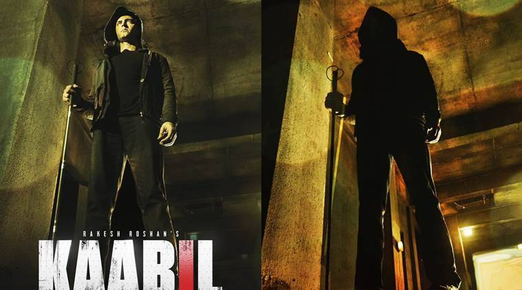 kaabil, kaabil teaser, kaabil trailer, hrithik roshan, hrithik roshan facebook messenger, yami gautam, yami gautam twitter, kaabil hrithik roshan yami guatam, hrithik yami, rakesh roshan, indian express news, indian express, entertainment news