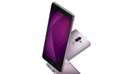 Huawei Mate 9 leaks in purple colour variant with Leica camera setup