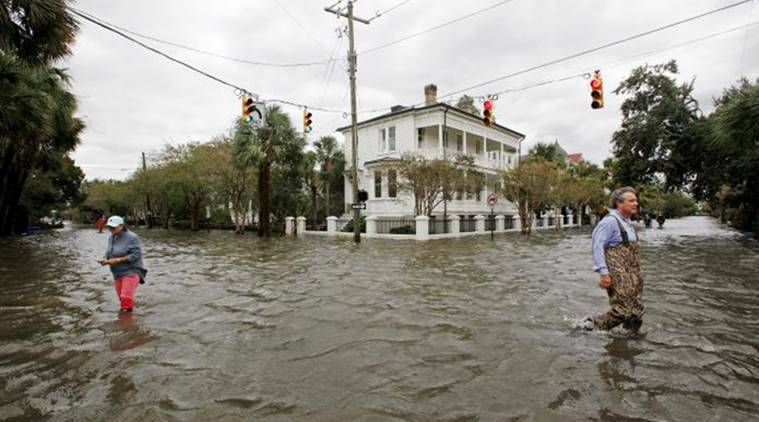 Hurricane Matthew, Hurricane Matthew north Carolina, Hurricane Matthew Virginia, North Carolina floods, floods, Hurricane Matthew United States, Hurricane Matthew Haiti, Virginia, Hurricane Matthew US Atlantic coast, Hurricane Matthew casualties, weather forecast, World news