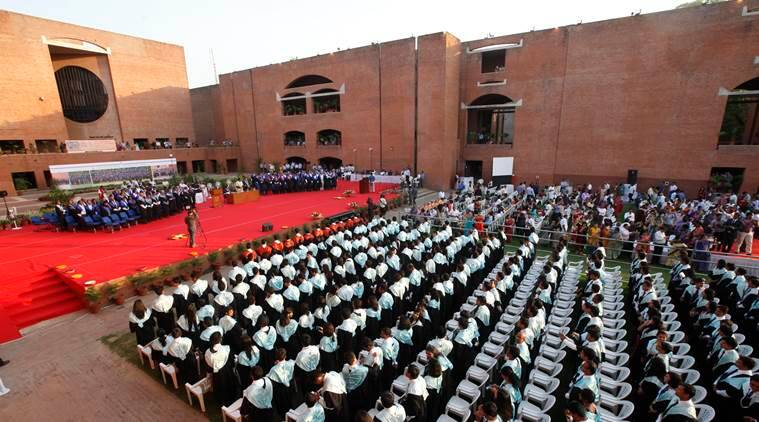 iim ahmedabad, IIM A, iim ahmedabad placements, entrepreneurship, iim a placements, placements season, jobs, accenture strategy, nestle, hul, microsoft, barclays, oyo rooms, citi bank, dream jobs, recruitments, recruiters, iim a placement committee, indian express news