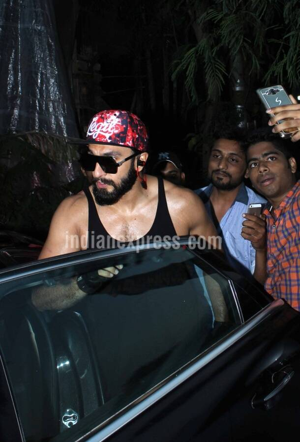 photos ranveer singh�s beefed up gymlook will leave you