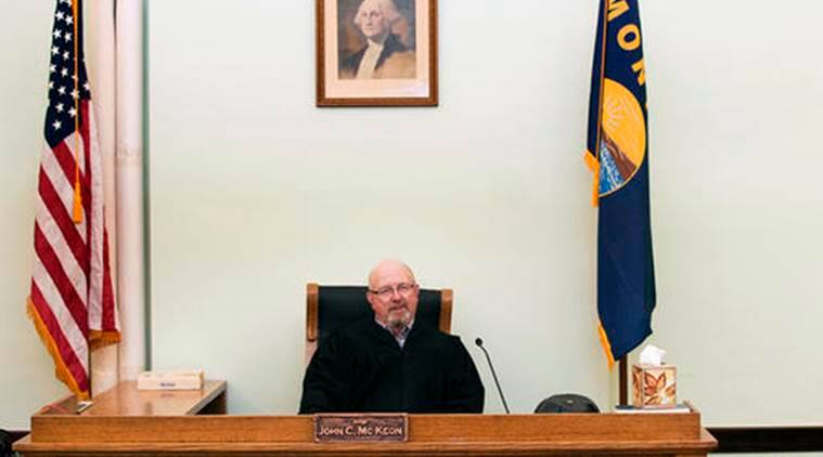 montana, helena, montana judge, montana incest, helena incest case, montana incest no punishment, montana news, helena news, world news, indian express news