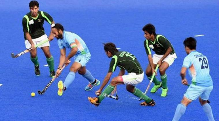 India, India hockey, India-Pakistan, India vs Pakistan, India Pakistan hockey, India Pakistan hockey asian champions trophy, asian champions trophy, india pakistan hockey rivalry, hockey, hockey news, sports, sports news