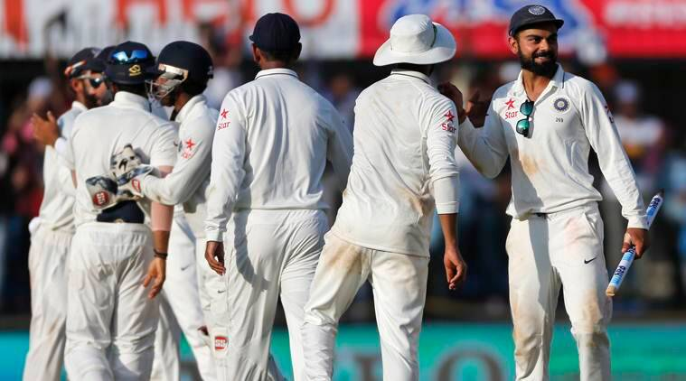 India Australia Four Match Test Series From February 23