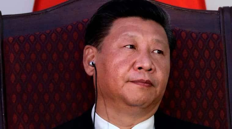 President Xi Jinping, china President Xi Jinping core leader, xi jiping core leader, world news, indian express,