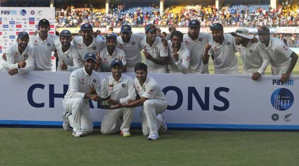 India vs New Zealand, ind vs nz, ind vs nz 3rd test, R Ashwin, Ashwin, Ashwin wickets, Ind vs nz photos, Ashwin photos, Kohli, Virat Kohli India, Cricket news, Cricket