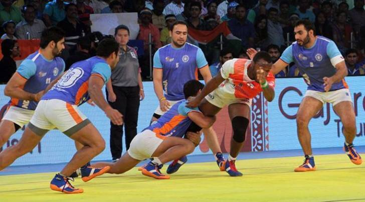 India Kabaddi, Indian Kabaddi team, Anup Kumar, India Kabaddi, Masayuki Shimokawa, Japan captain Masayuki Shimokawa, Kabaddi World Cup, Kabaddi World Cup 2016, Sports