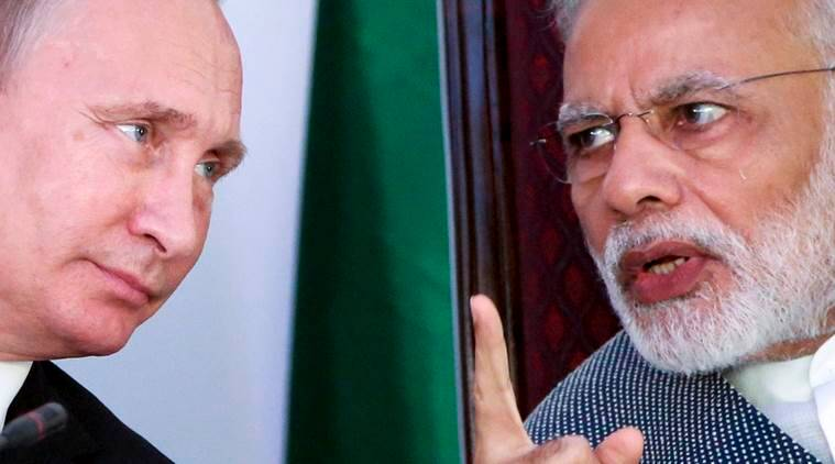 Putin Modi, Uri attack, terrirism, India russia terror, India Russia, kremlin, Modi Putin, India Pakistan, news, latest news, India news, national news, Russia news, world news