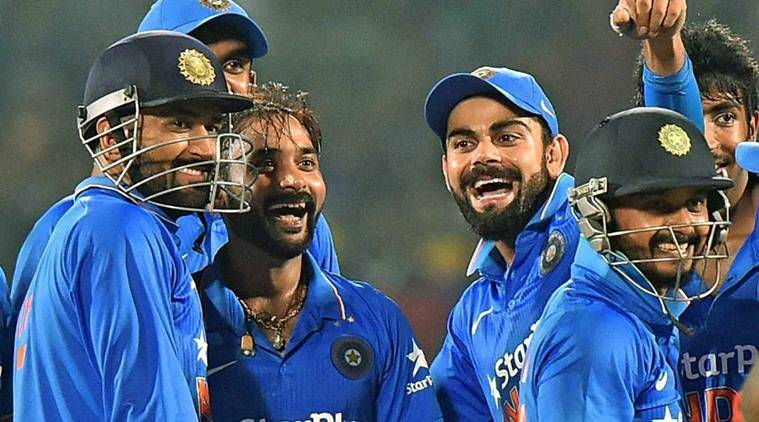 India vs new zealand, india vs new zealand odis, india vs new zealand final odi, india vs new zealand fifth odi, india vs new zealand amit mishra, amit mishra, twitter, india new zealand twitter, india new zealand twitter reaction, india new zealand reactions, cricket news, sports news