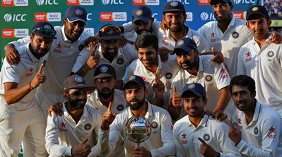 India vs New Zealand: A classy (Ash)win