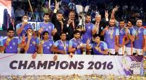 India vs Iran, india vs Iran final, India vs Iran final photos, India Iran photos, India Kabaddi World Cup 2016, Kabaddi World Cup 2016, Kbaddi World Cup final photos, Kabaddi final photos, kabaddi photos, Kabaddi