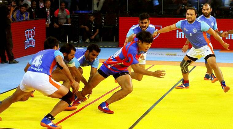 Kabaddi World Cup-2016