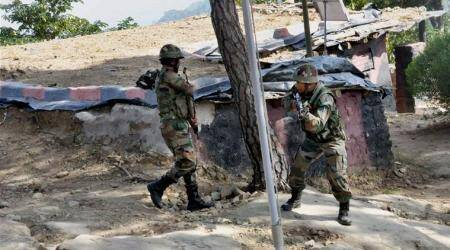 Jawan injured as Pakistan violates ceasefire inRajouri