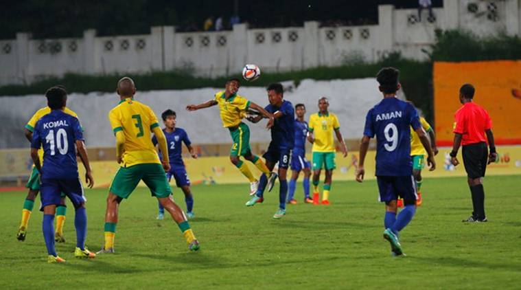 India vs South Africa, Ind vs Sa, BRICS, Brazil Russia India China South Africa, BRICS U-17 tournament, Football news, Football
