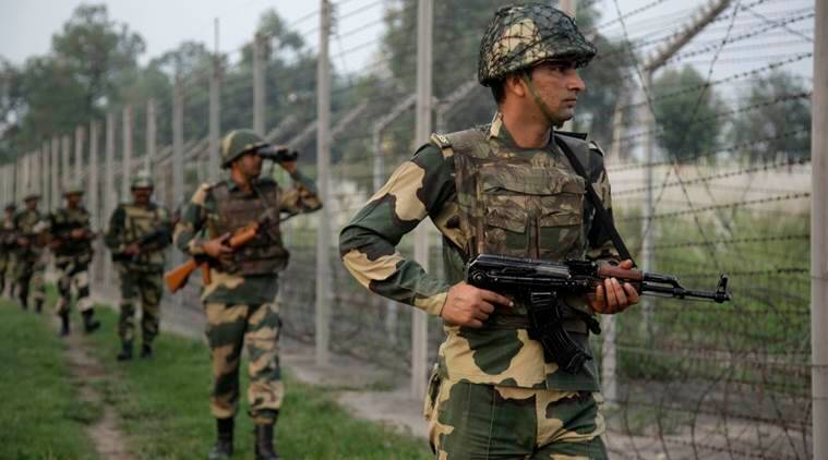J&K, LOC, line of control firing, ceasefire, uneasy calm, firing stopped, silent, border silent, uneasy silence, india-pakistan, indo-pak, indo-pak tensions, cross border tensions, cross border firing, india news, indian express