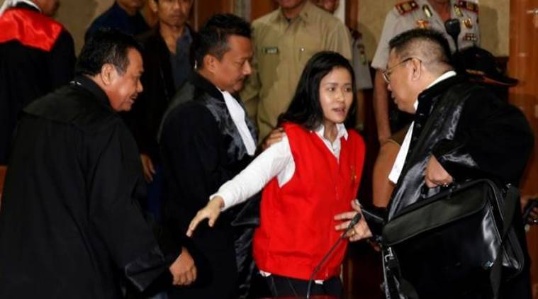 Indonesia, Australian woman, Indonesian cafe, poisoned coffee case, murder, Indonesia news, world news, latest news, Indian express