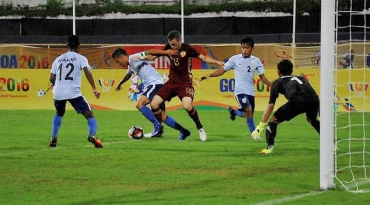 BRICS U-17 football tournament starts
