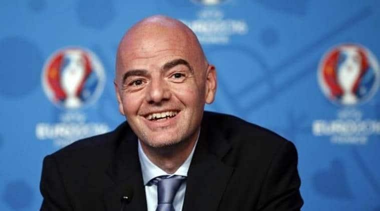 FIFA, FiFA World Cup, World Cup, World Cup football, football news, Gianni Infantino, Infantino, FIFA president, sports, sports news