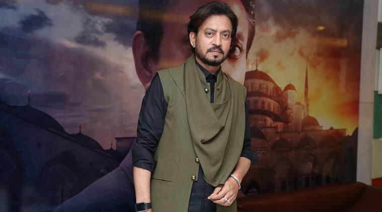 Irrfan Khan, Irrfan Khan actor, inferno, inferno movie, Irrfan Khan inferno, inferno Irrfan Khan, Irrfan Khan movies, Irrfan Khan news, Irrfan Khan tom hanks, tom hanks, tom hanks actor, tom hanks Irrfan Khan, entertainment news, indian express, indian express news