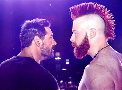 Force 2 actor John Abraham challenged by WWE champion Sheamus in Mumbai