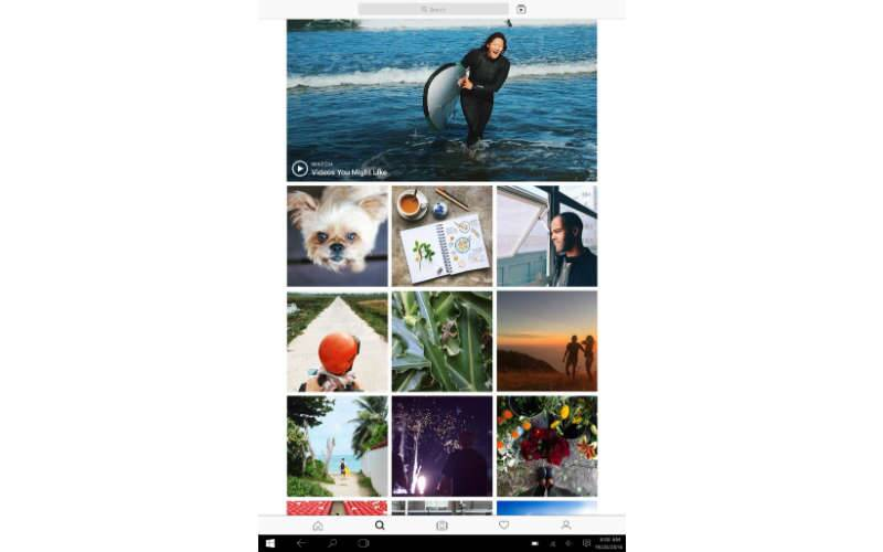 how to find an image source instagram pc
