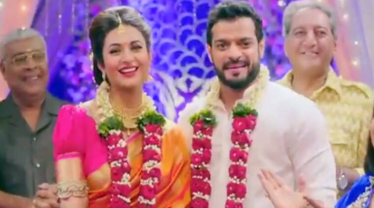 yeh hai mohabbatein, yeh hai mohabbatein divyanka karan, yeh hai mohabbatein ishita raman, yeh hai mohabbatein ishita raman wedding, yeh hai mohabbatein ishita raman wedding again, yeh hai mohabbatein aadi aaliya, yeh hai mohabbatein news, yeh hai mohabbatein wedding video, yeh hai mohabbatein divyanka tripathi, divyanka tripathi news, karan patel news, yeh hai mohabbatein karan patel, yeh hai mohabbatein television show, yeh hai mohabbatein plot, yeh hai mohabbatein episode, yeh hai mohabbatein upcoming episode, yeh hai mohabbatein remarriage, television news, ishita raman, entertainment updates, indian express, indian express news