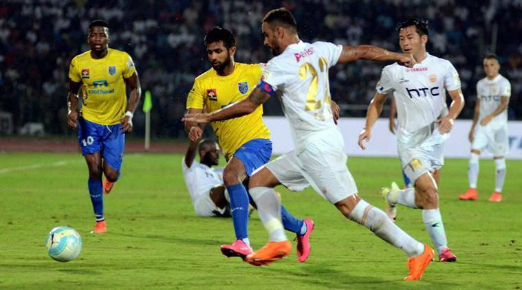 isl, indian super league, north east united, kerala blasters, isl opening ceremony, isl first match, isl guwahati, guwahati, india football, football news, sports news
