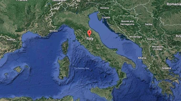 eathquake, Italy earthquake, italy quake, Italy quake epicenter, Italy earthquake epicenter, news, latest news, Italy news, world news, international news