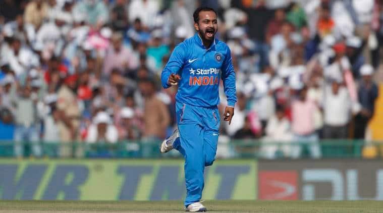 india vs new zealand, ind vs nz, india vs new zealand odi, ind vs nz 5th odi, india new zealand, kedar jadhav, cricket news, cricket