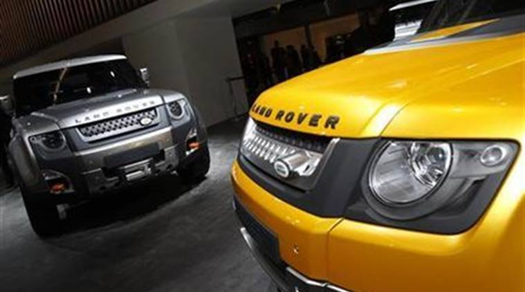 Tata Motors, Jaguar Land Rover, Land Rover, Jaguar Land Rover sales, Jaguar Land Rover september sales, Jaguar Land Rover price, Land Rover Discovery, Discovery Sport, Range Rover Evoque, Jaguar F-PACE, Jaguar Land rover performance, India news, business, business, business companies