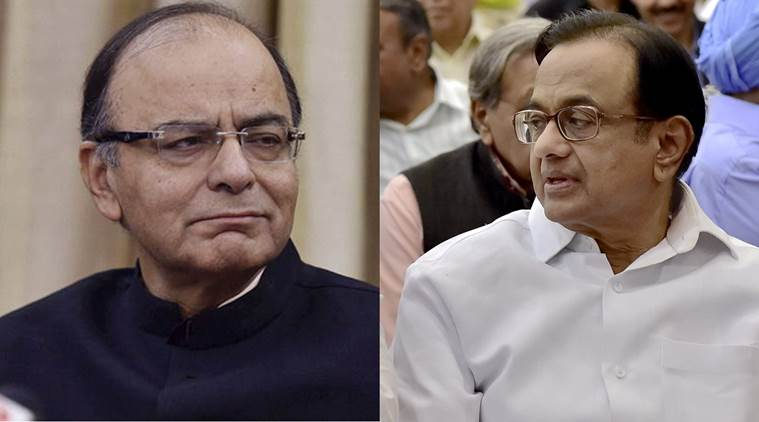 Healthcare scheme a jumla, Jaitley also admitted no allocation in Budget for it:Chidambaram