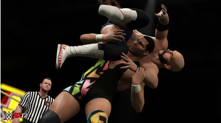 Xbox, Xbox One, Xbox 360, Playstation, Playstation 3, Playstation 4, 2K, WWE, WWE RAW, WWE Smackdown, Gaming, Wrestling, royal rumble, technology, technology news