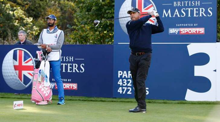 Jeev Milkha SIngh, Jeev, Jeev Milkha Singh India, English Masters, Golf news, Golf