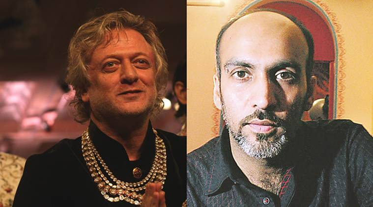 Rohit Bal, Manish Arora, Rohit Bal and Manish Arora collective, Rohit Bal and Manish Arora jewellery line, Rohit Bal jewellery, Manish Arora jewellery, amazon fashion, fashion news, indian express news