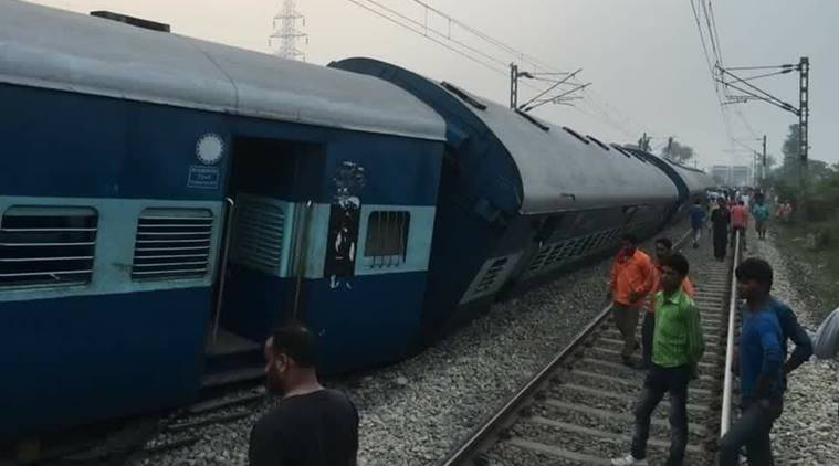 Jhelum Express, jhelum express derail, train derailed, train derailment, Jhelum Express derailment, punjab train derailed, derailment in Punjab, Punjab news, India news, Indian express