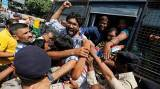 Dalit leader Jignesh Mevani calls off 'rail roko' protest after 'assurance' from government