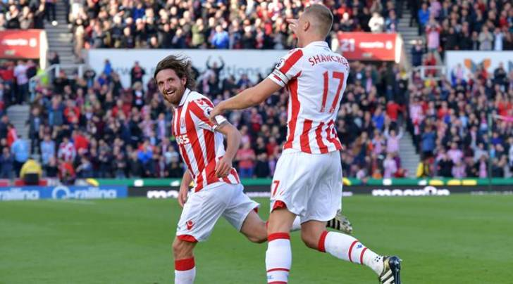 Joe Allen, Allen, Joe Allen goal, Stoke City vs Sunderland, Sunderland vs Stoke City, Premier League, Football news, Football