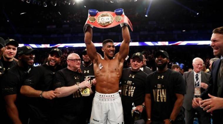 anthony joshua, joshua, boxing, heavyweight boxing champion, anthony joshua trainer, boxing news, sports news