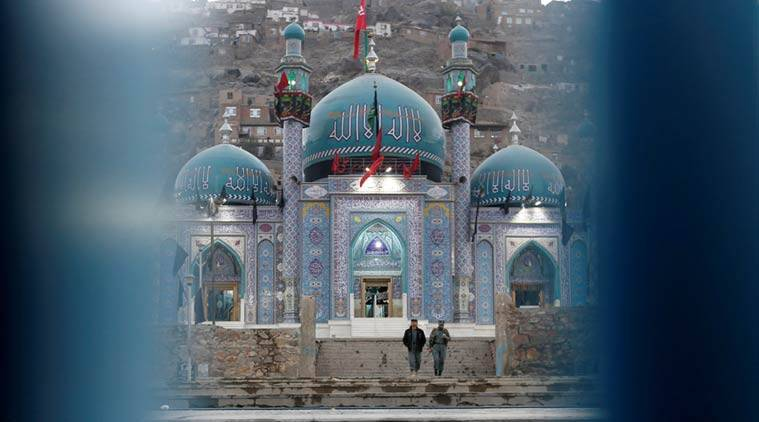Kabul, kabul attack, kabul moque attack, militants attack kabul, militants attack kabul mosque, Shiite mosque, Kabul Shiites attacks, Kabul shiite mosque attacked, Kabul news, Afghanistan news