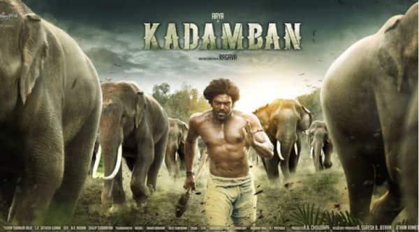 Kadamban will be Arya's first solo release of 2016.