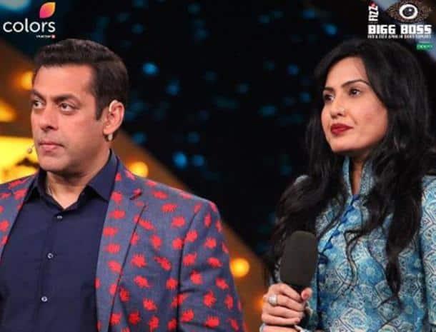 Bigg Boss 10, Salman Khan, Kamya Punjabi