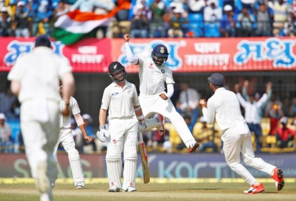 Kane Williamson, Williamson, Ashwin, India vs New Zealand, ind vs nz, ind vs nz 3rd test, R Ashwin, Ashwin, Ashwin wickets, Ind vs nz photos, Ashwin photos, Kohli, Virat Kohli India, Cricket news, Cricket