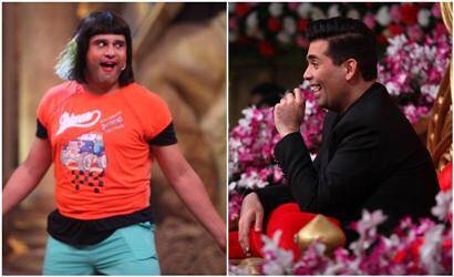 Ae Dil Hai Mushkil: Karan Johar, Ranbir Kapoor can't stop laughing on Krushna Abhishek's Kuch Kuch Hota Hai recreation
